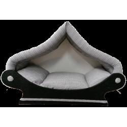 dôme- maisonnette trés original pour chat
