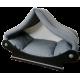 Canapé Dôme-gris clair pour chat - Spécial tranquilité !