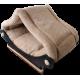 corbeille-Dôme marron clair - maison pour chat