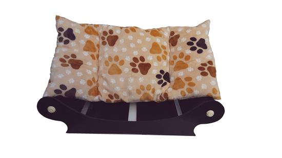 canape  fauteuil pour chat-chien chat norvegien -chien petit coussin doudou pattes amovible550