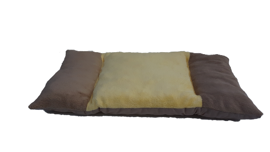 canape design-chien-fauteuil design-chat couchage-chien doudou marron clair paille marron clair coussin de rechange0
