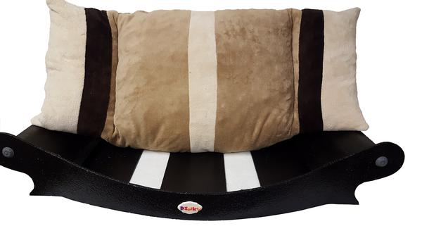 canape royal seb le coussin est amovible pour lavage a 40° en machine