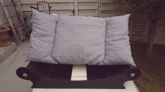 canape- fauteuil-sofa pour chien -chat coussin amovible