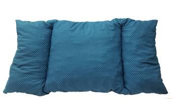 couchage rechange- canape pour chat ou petit chien tissu coton vert fonce